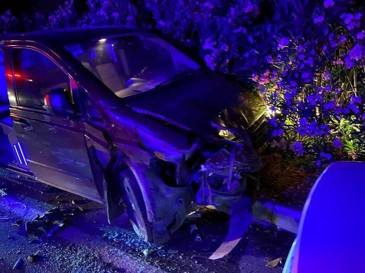 Söke'deki kazada araçlar hurdaya döndü: 4 yaralı