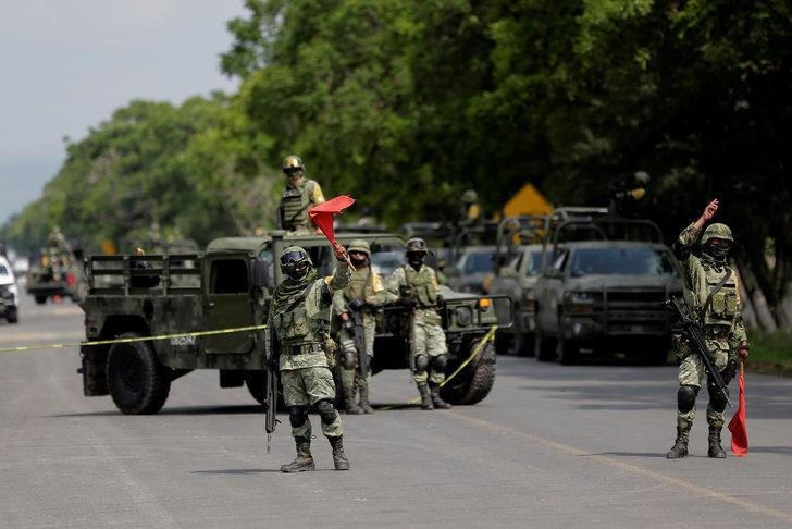 'Toplu katliamların sorumlusu' çete lideri yakalandı