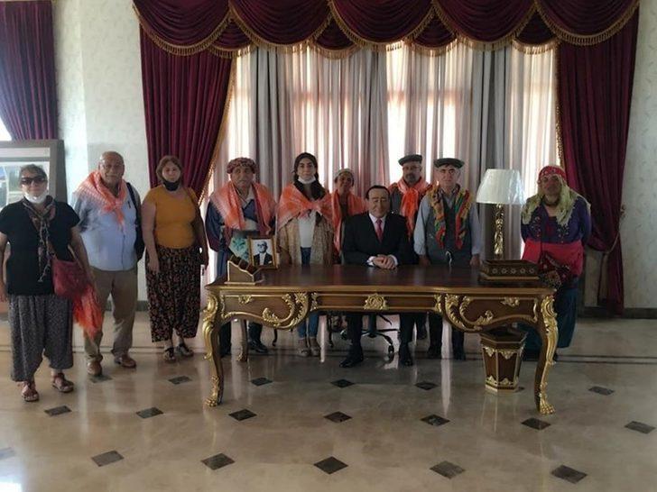 Yörüklerden Adnan Menderes Demokrasi Müzesi'ne ziyaret
