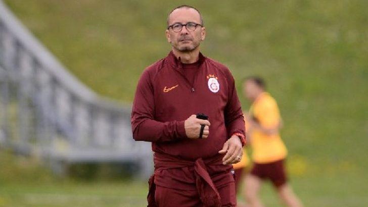 Galatasaray'dan ayrılan Alberto Bartali, Serie C yolcusu
