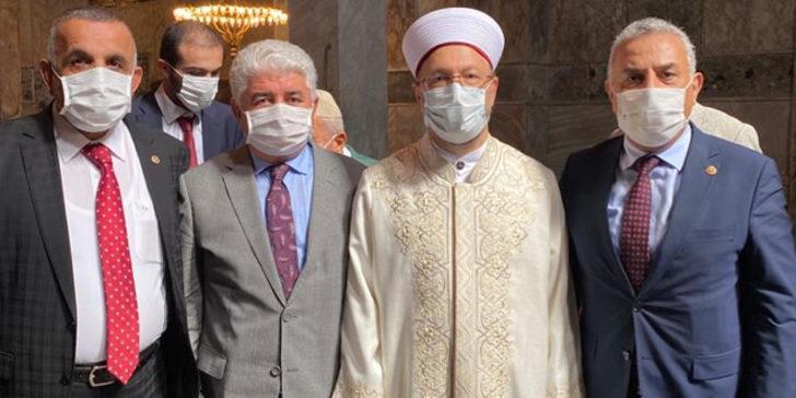 AK Parti Milletvekili Ahmet Akay koronavirüse yakalandı! Ayasofya'nın açılışına katılmıştı