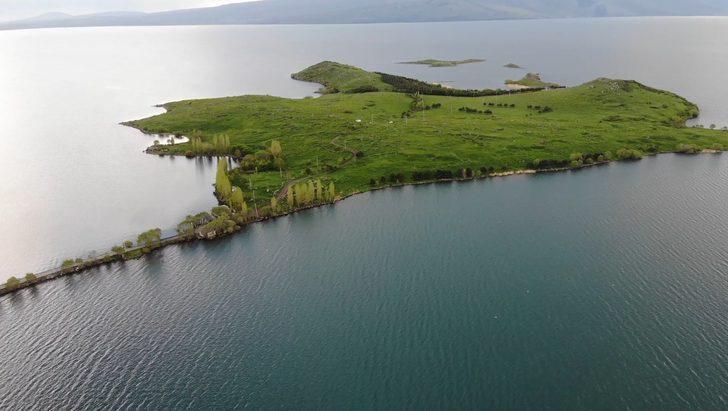 10 bin yıllık tarihiyle Akçakale Adası!