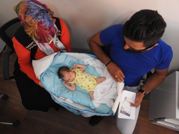 Gaziantep'te skandal iddia! Yeni doğan bebeklerinin altını değiştirdiklerinde şok oldular