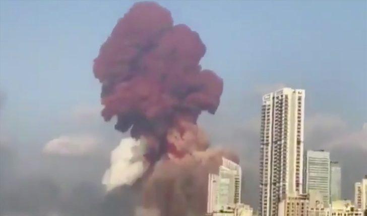 Beyrut'taki patlamayla ilgili skandal sözler: Muhteşem bir havai fişek gösterisi seyrettik