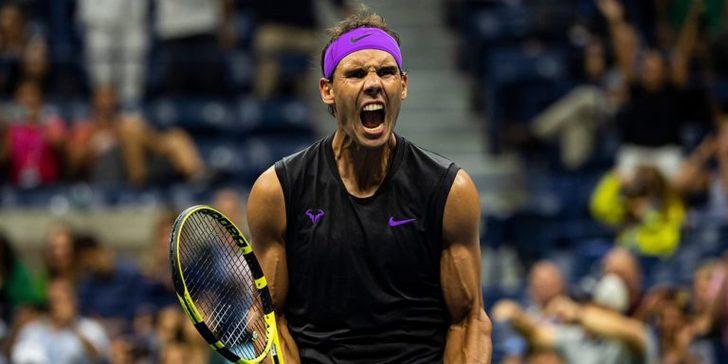 Rafael Nadal, Amerika Açık'a katılmayacağını duyurdu