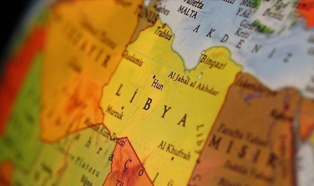 Libya nerededir?
