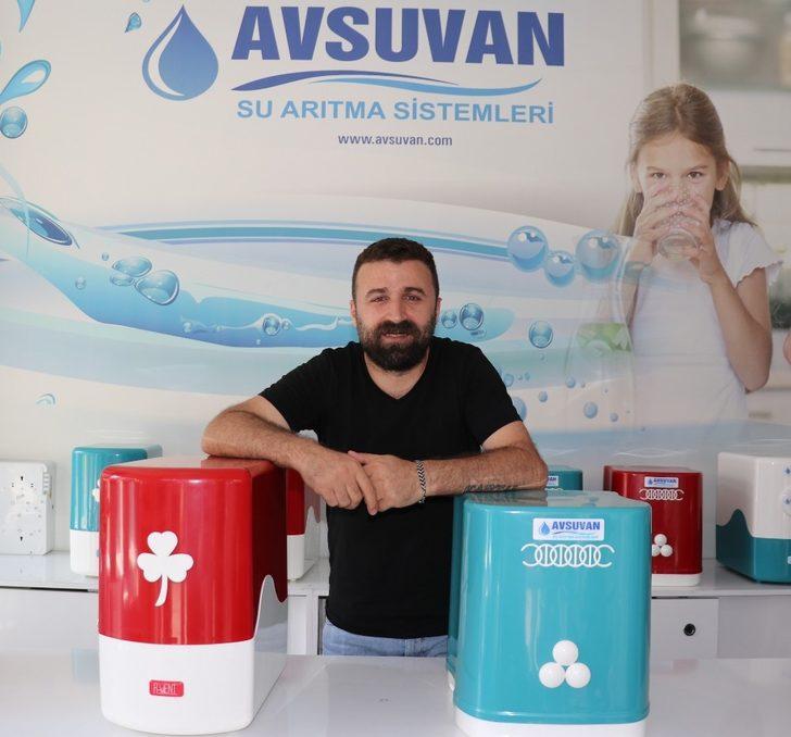 Van'da su arıtma cihazlarına talep arttı