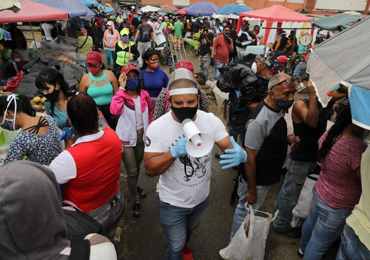 Türkiye, Venezuela'ya hibe tıbbi malzeme yardımı yapacak