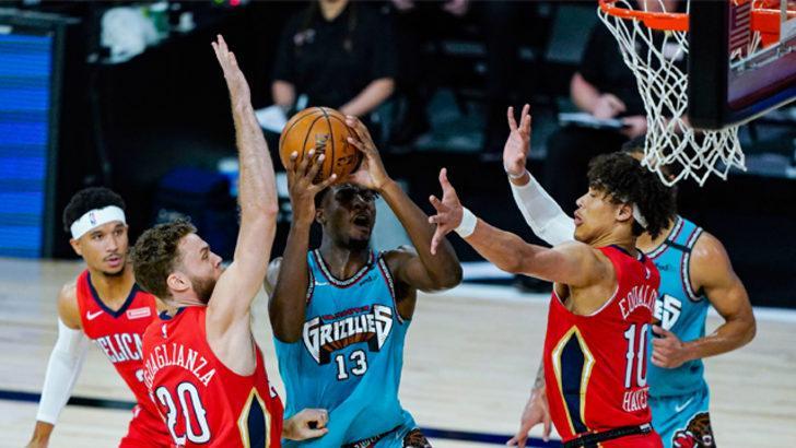 Memphis Grizzlies'ta Jaren Jackson Jr sezonu kapattı