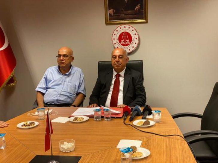 İstanbul İl Seçim Kurulu Başkanlığı'na getirilen Ali Ahmet Gürgül görevine başladı