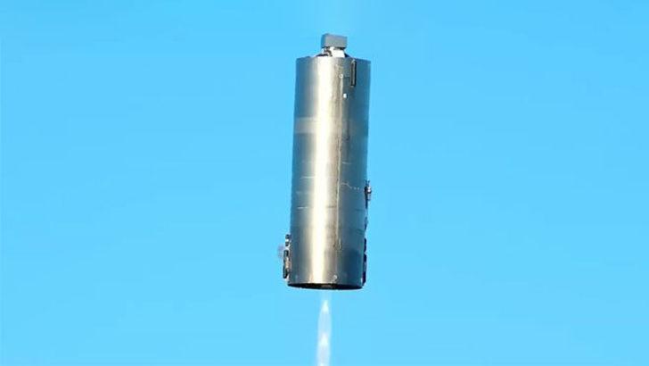 Ay ve Mars seferleri için büyük adım! SpaceX'in Starship mekiğinin prototipi başarıyla fırlatıldı