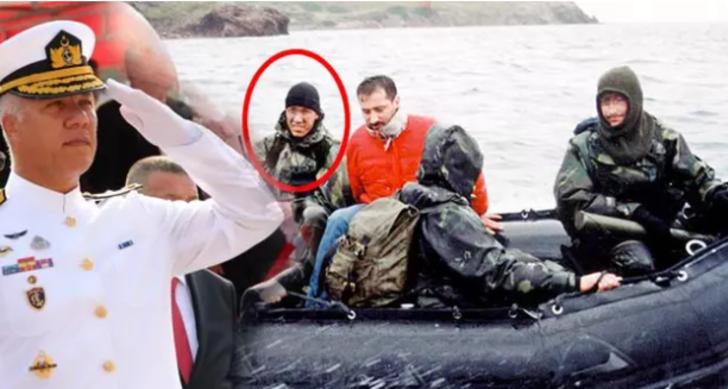 Kardak kahramanı Tuğamiral Ercan Kireçtepe'ye yeni görev! Atama kararı Resmi Gazete'de
