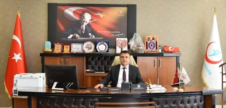"""Sağlık Müdürü Sünnetçioğlu: """"Kurallara uyulmasa risk kapıda"""""""