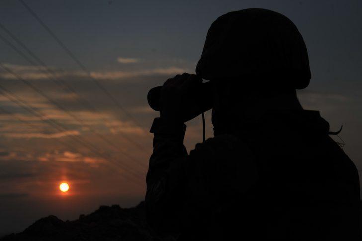 MSB duyurdu! Şırnak'ta 1 PKK'lı terörist teslim oldu