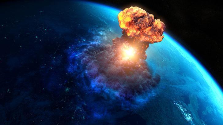 NASA açıkladı: Dünya'nın sonu ne zaman gelecek?