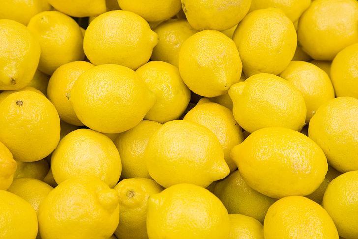 Limon: Faydaları nelerdir?