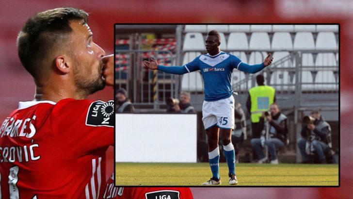 Beşiktaş'ın forvet hedefi Balotelli ve Seferovic