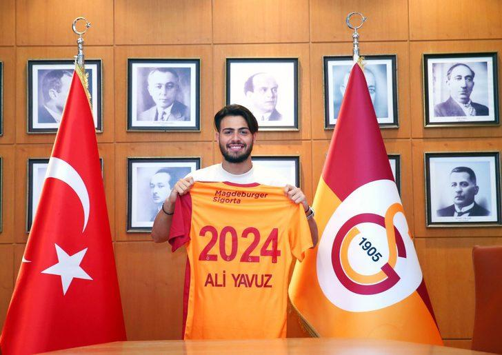 Galatasaray, Ali Yavuz Kol'un sözleşmesini 2024 yılına uzattı!