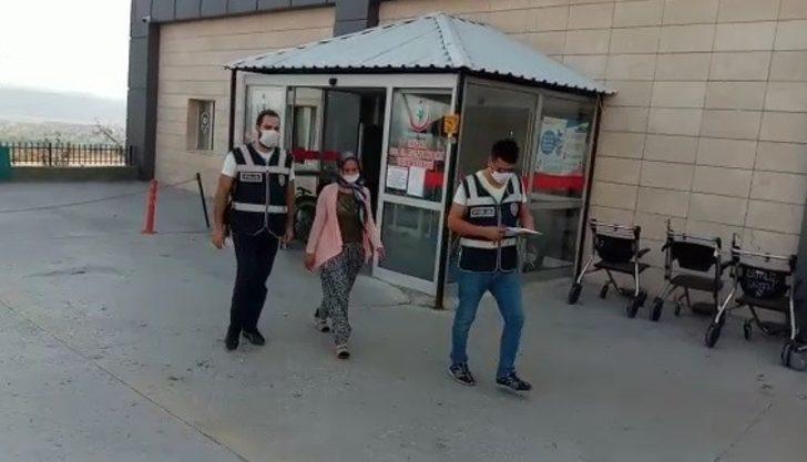 Perde ve ziynet eşyası çaldığı iddia edilen kişi tutuklandı