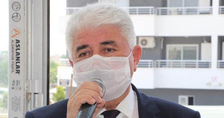 AK Parti Hatay Milletvekili Türkoğlu koronavirüse yakalandı