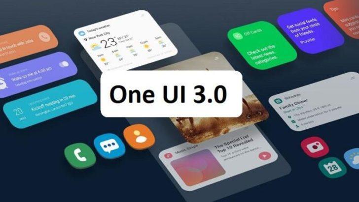 Samsung One UI 3.0 güncellemesi hangi modellere gelecek?
