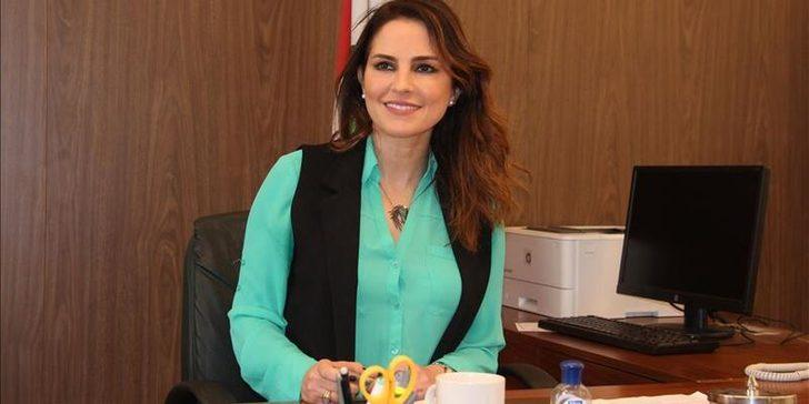 Lübnan'da Enformasyon Bakanı Menal Abdussamed istifa etti