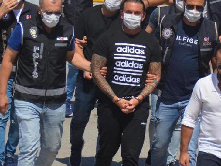 'Cehennem Melekleri' çetesi lideri Necati Arabacı tutuklandı