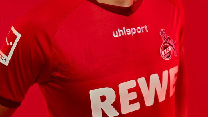 Köln, takımın yeni sezon formasında cami silüetine yer verdi