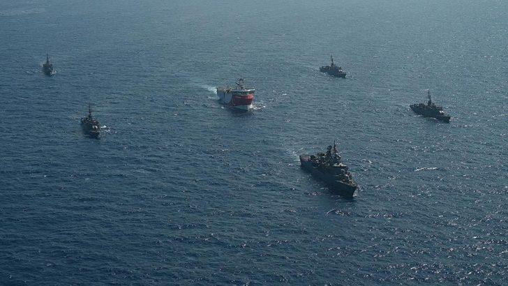 MSB'den Doğu Akdeniz'de gözdağı: TSK gerekli tüm tedbirleri aldı