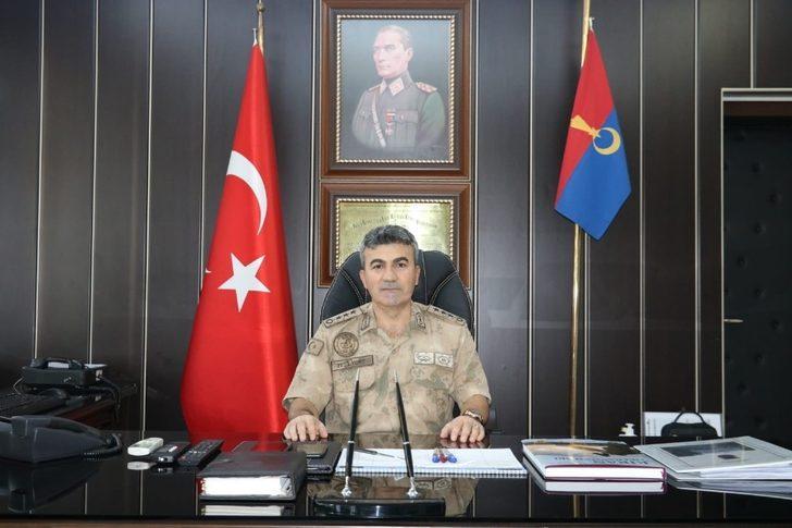 Adıyaman İl Jandarma Komutanı Yeşilyurt göreve başladı