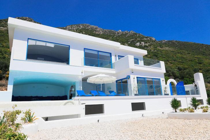 Pandemi sürecinde lüks villa kiralamak isteyen tatilcilere 'kopya site' şoku