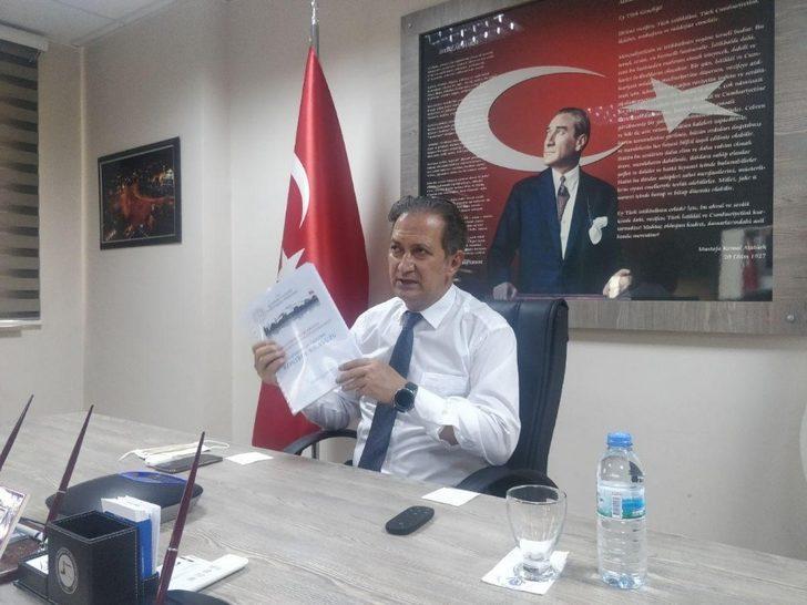 Kayseri'de okulların açılmasına yönelik çalışmalar sürüyor