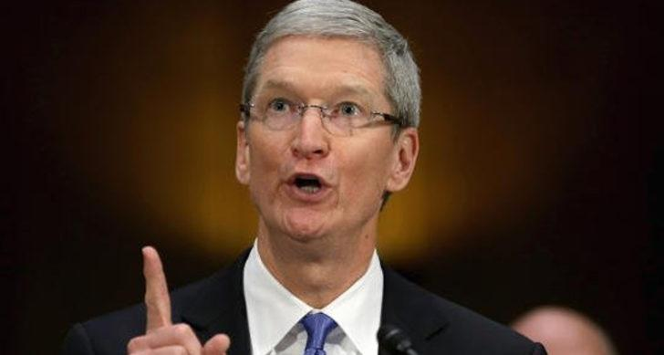 Apple CEO'su Tim Cook Facebook'a Twitter'dan cevap verdi, tartışmalar alevlendi!