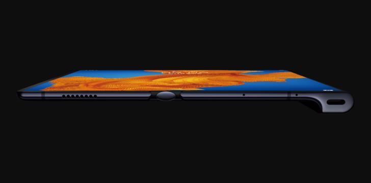 Huawei'den Galaxy Z Fold 2'ye cevap Huawei Mate X2 ile geliyor!