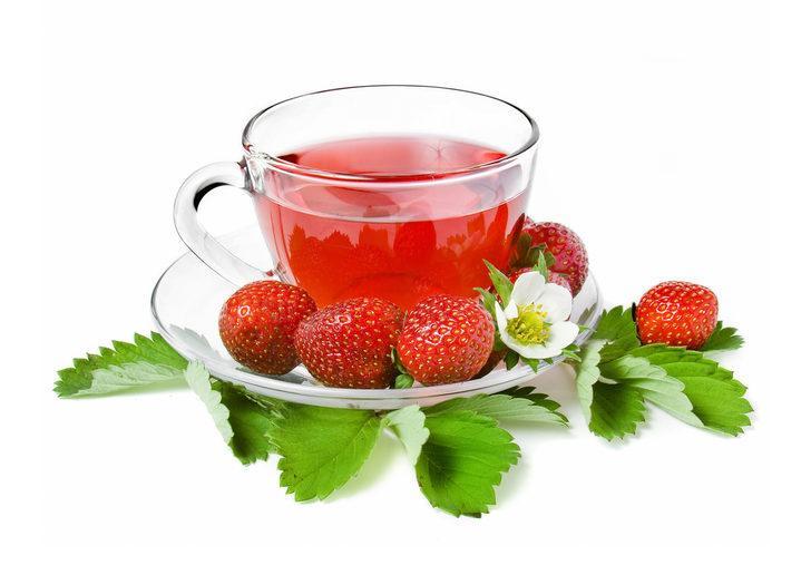 Çilek çayı: Faydaları nelerdir, nasıl hazırlanır?