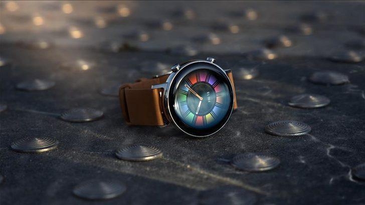 Tasarımı çok farklı: Huawei Watch Fit ortaya çıktı! İşte Huawei Watch Fit'in özellikleri