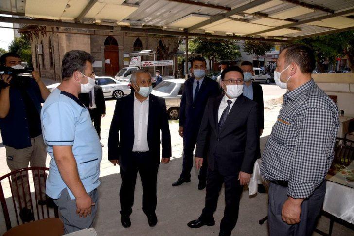 Afyonkarahisar Belediye Başkanı: Kurban Bayramı'nın ardından ilimizde vaka sayısında ciddi bir artış var