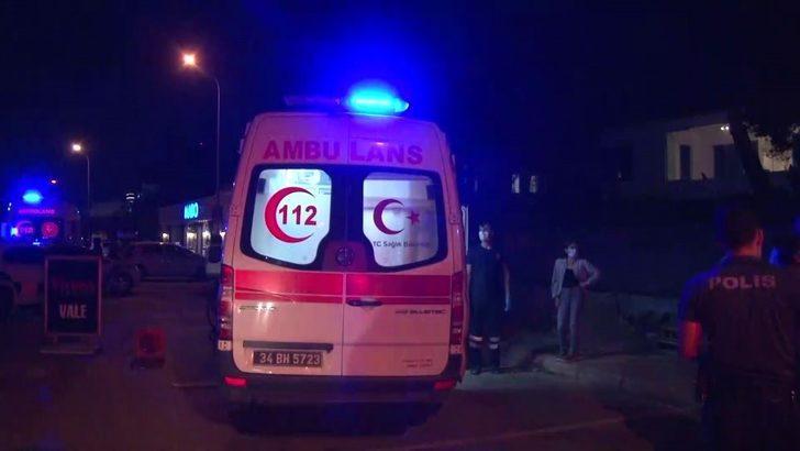 Maltepe'de silahlı saldırı! 8 kişi restoranı bastı: Yaralılar var