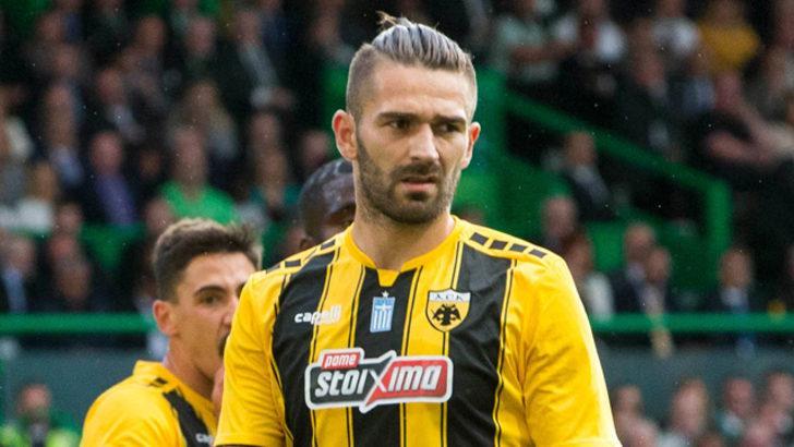 AEK'nın golcüsü Marko Livaja Fenerbahçe'ye önerildi