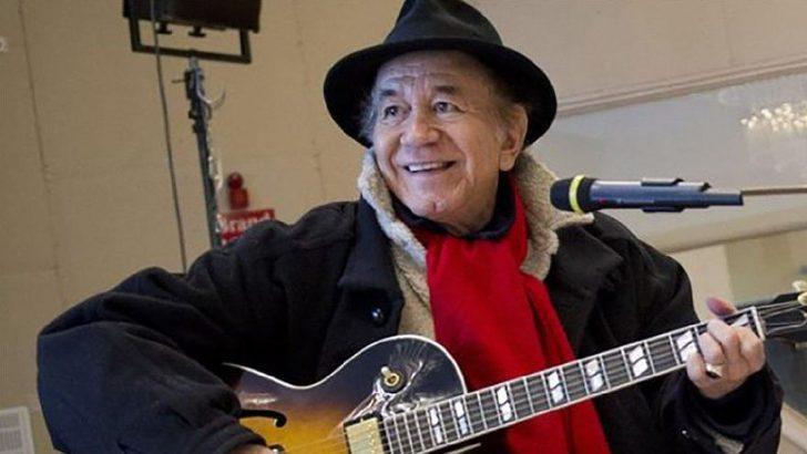 Ünlü müzisyen Trini Lopez koronavirüsten hayatını kaybetti