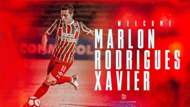 Trabzonspor, Xavier transferini açıkladı