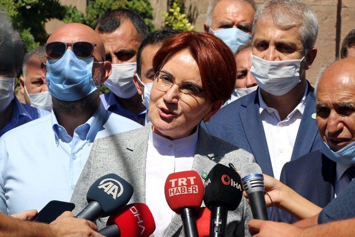 Erdoğan Cumhur İttifakı'na mı davet etti? Akşener'den flaş açıklama