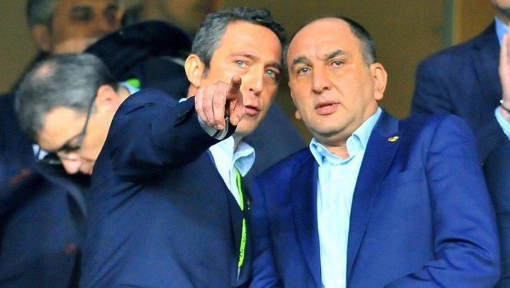 Fenerbahçe Yönetim Kurulu Başkan Vekili Semih Özsoy istifa etti!
