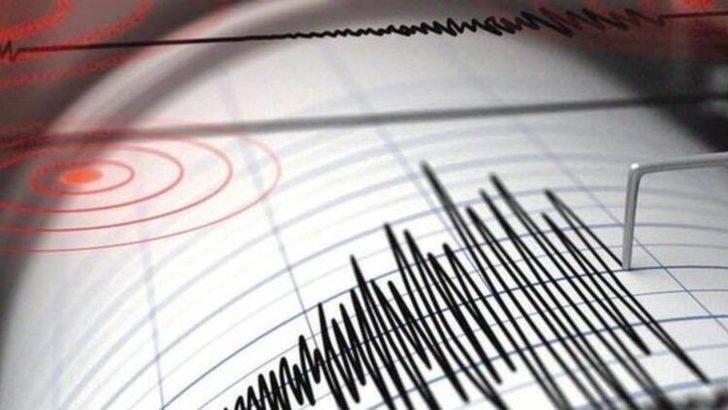 Akdeniz'de 3,6 büyüklüğünde deprem (AFAD-Kandilli son depremler)