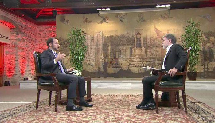 Hazine ve Maliye Bakanı Berat Albayrak'tan kur eleştirilerine ...