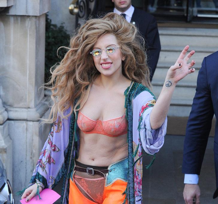 Lady Gaga'dan olay itiraf: Beynimi kontrol edemiyorum