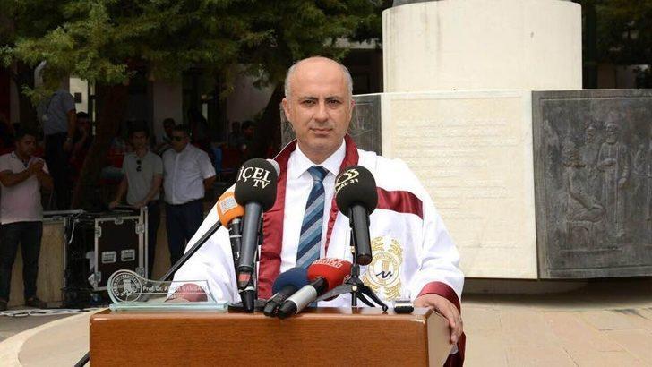 Rektör Çamsarı'dan üniversite personeline sosyal medyadan çağrı