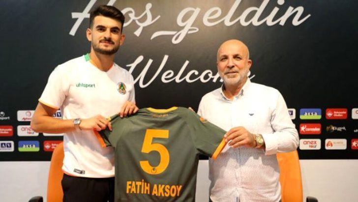 Alanyaspor, Fatih Aksoy, Davidson ve Ufuk Ceylan'ı kadrosuna kattı