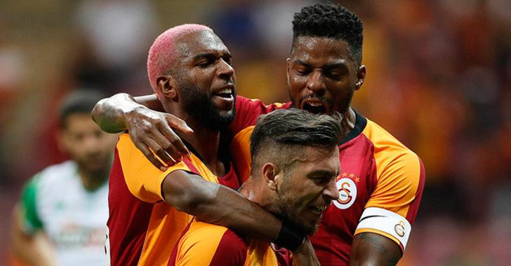 Ryan Donk Galatasaray'da kalacak
