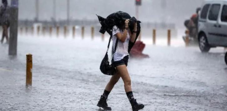 Meteoroloji illeri tek tek sıraladı! Sağanak yağış geliyor